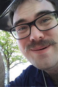 Thew Curtis - Poetry Editor for Inscape Fall 2020